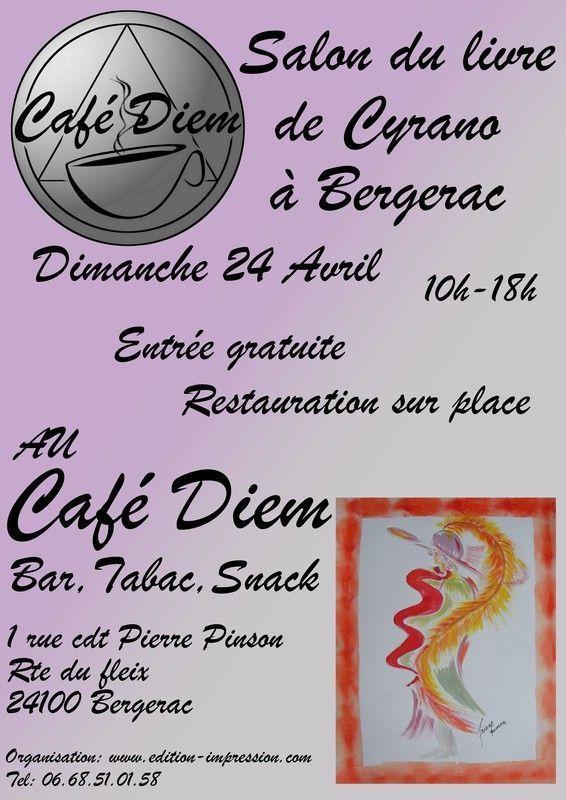 Salon du livre de cyrano bergerac centerblog - Salon de the bergerac ...